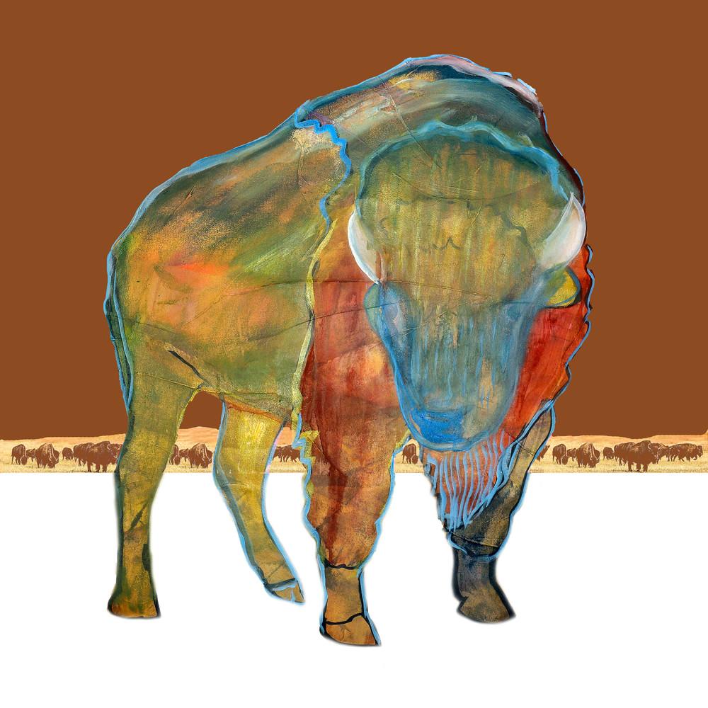 Buffalo ' Contemporary Art | William K. Stidham - heART Art