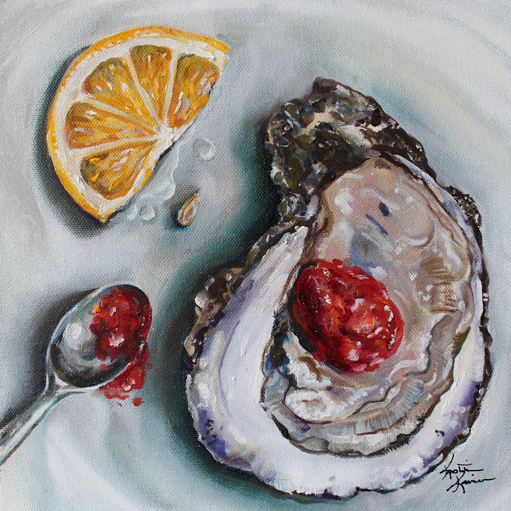 Juicy Oyster