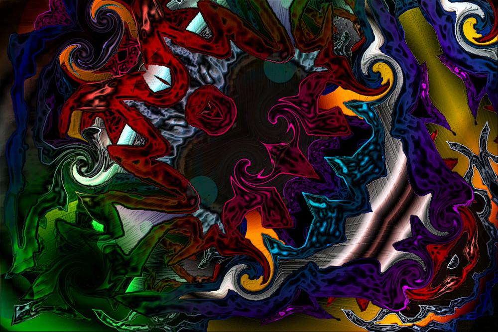 Freudian crickets vengeful god | Mark Humes Gallery