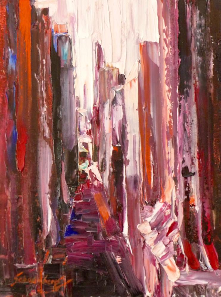 Red Chicago by Debra Schaumberg | ART