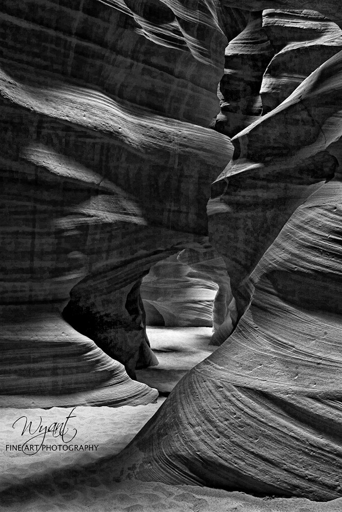 Antelope Canyon 2: Shop Fine Art Photography | Jim Wyant, Master Craftsman (317)663-4798