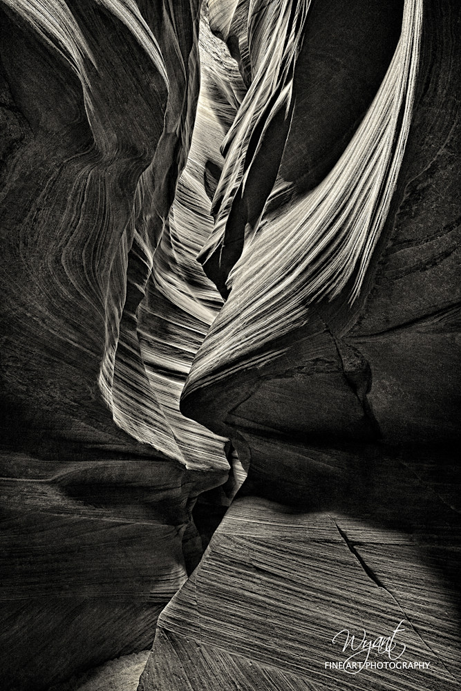 Antelope Canyon 4: Shop Fine Art Photography | Jim Wyant, Master Craftsman (317)663-4798