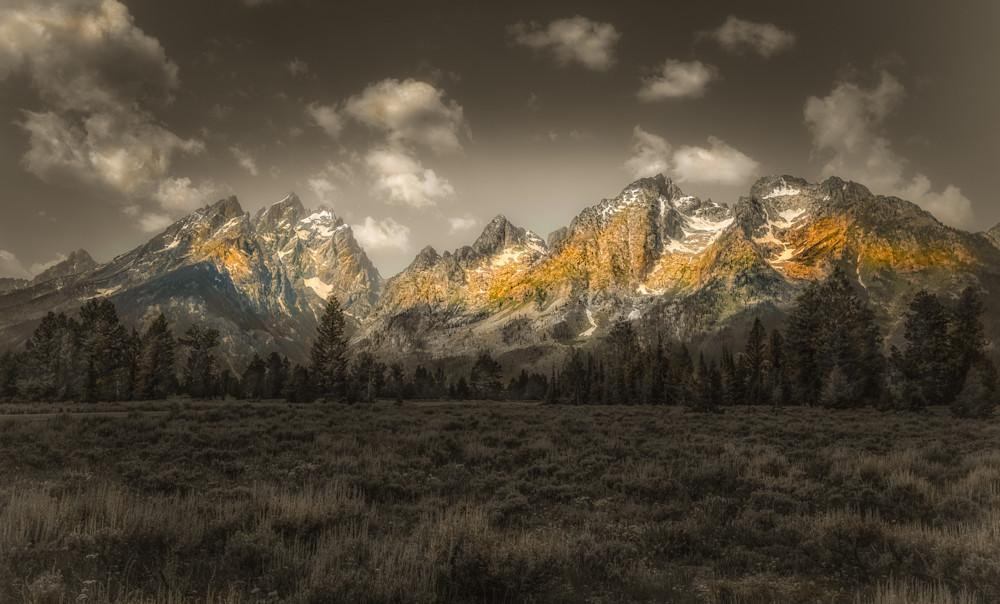 Mountains of the Imagination ( les trois tétons )