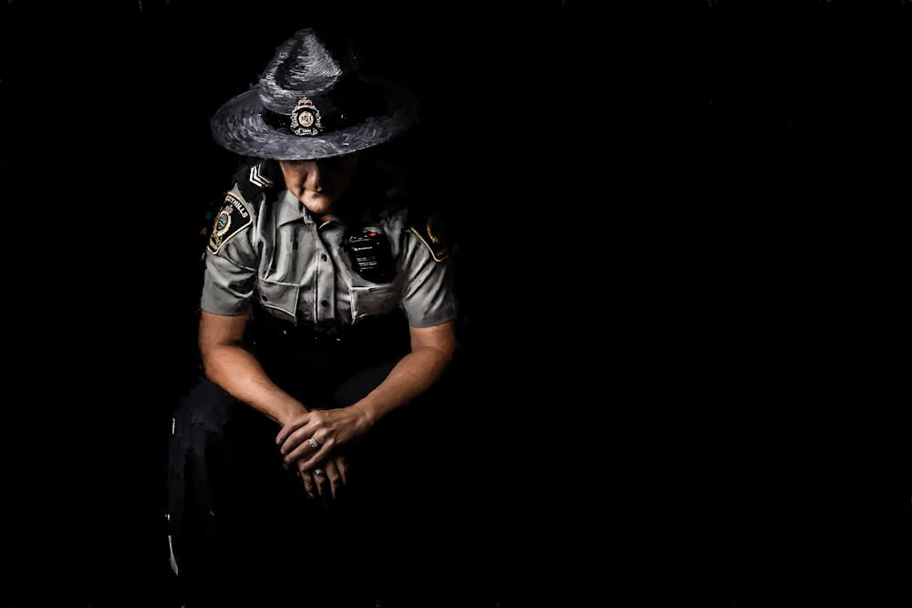 Peace Officer Art | DanSun Photo Art