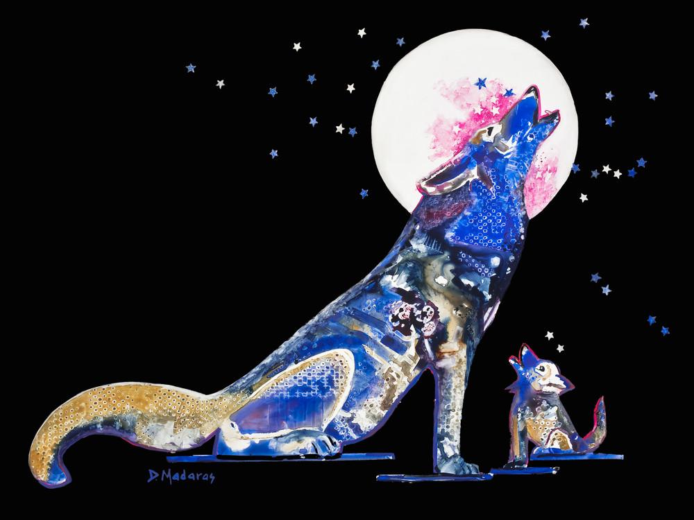 Night at the Opera Spirit Animal Diana Madaras