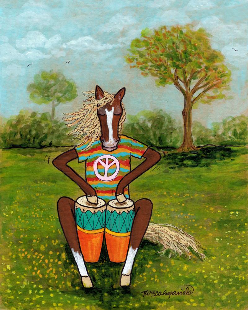 Bongo Horse