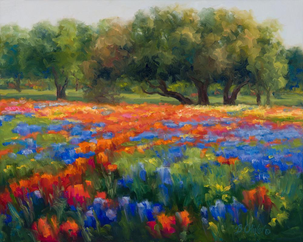 Spring Tapestry Art | B. Oliver, Art