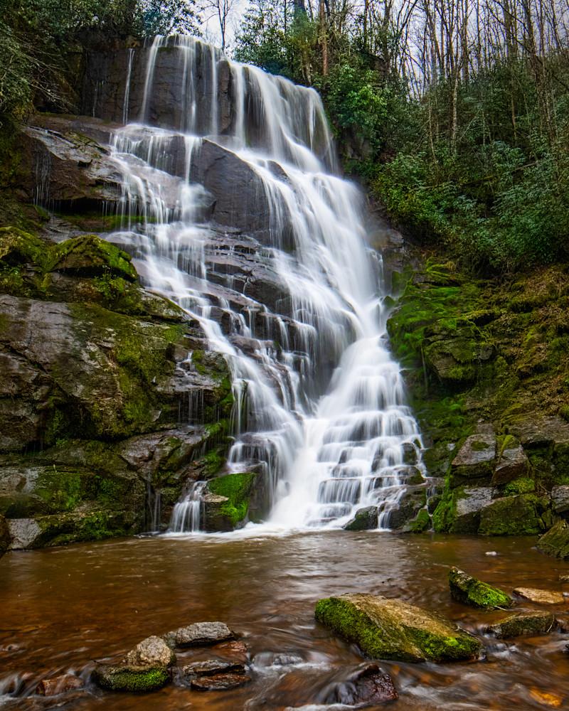 Estatoe Falls No. 2 waterfall photography
