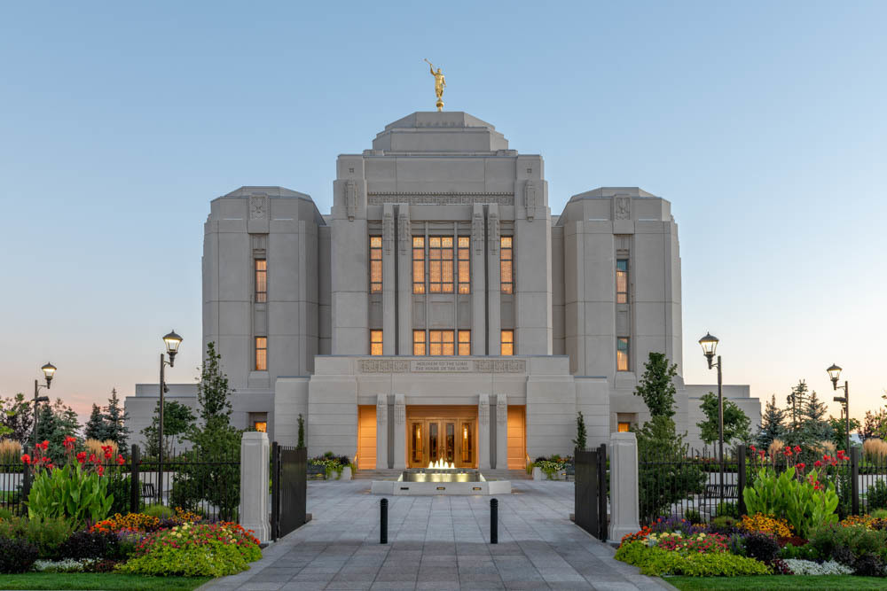 Meridian Temple - Welcome to the Temple