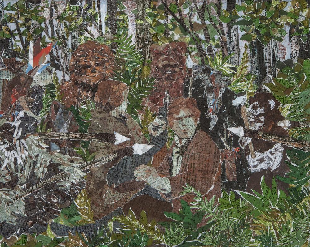 Carnivorous Ewoks Art | The Reclaimist