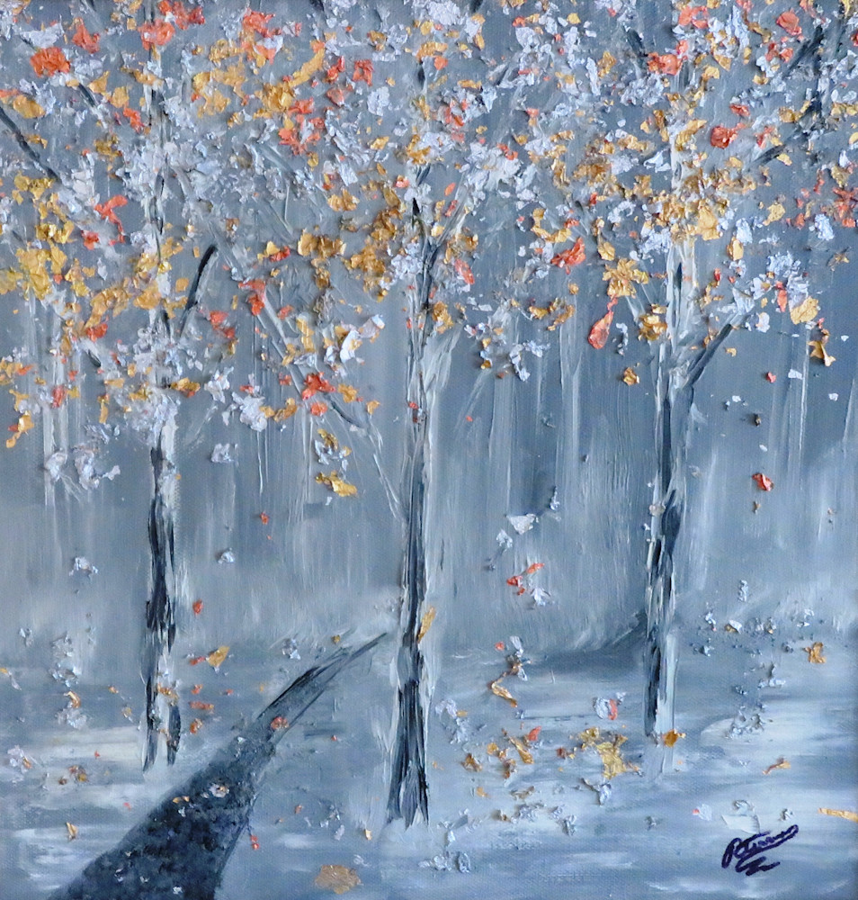 Forest Gold Art | Artist Ron Turner