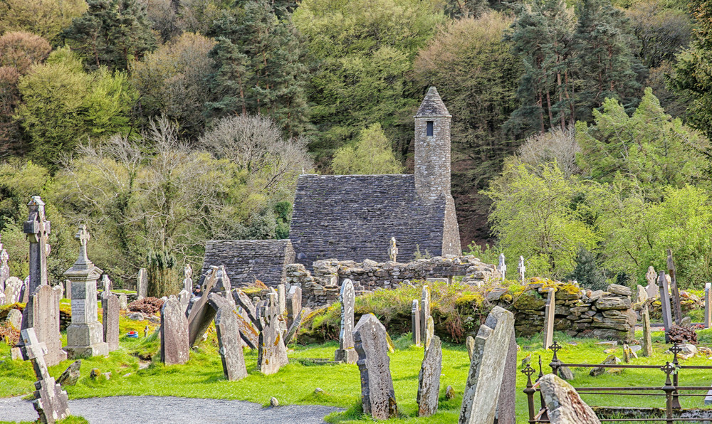 Glendalough Cemetary