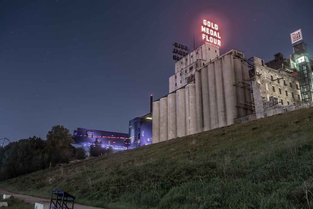 Mill City Icons - Minneapolis Artwork | William Drew Photography