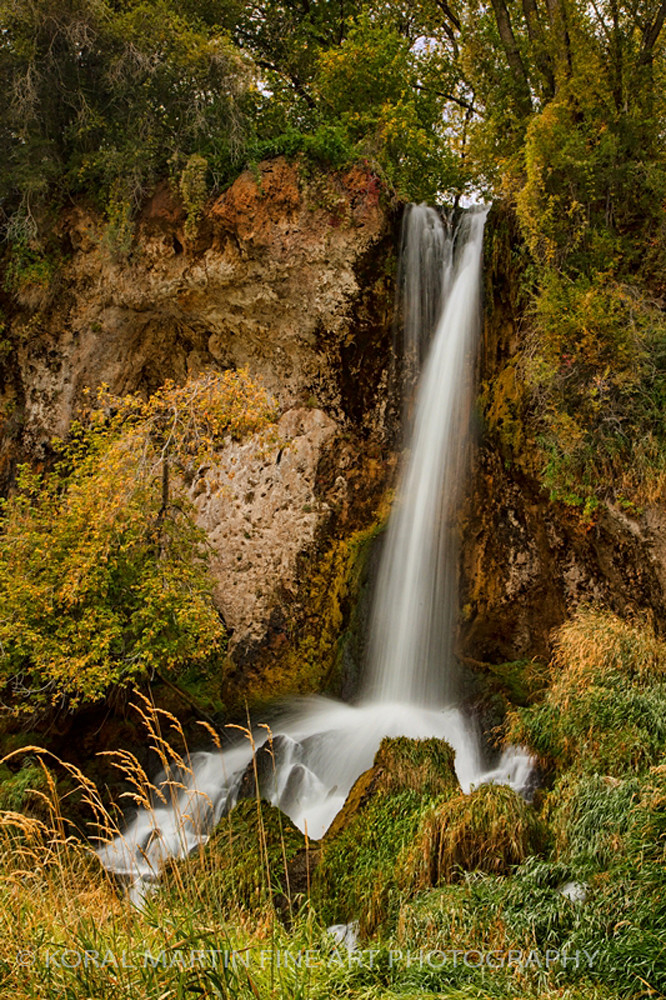 Rifle Falls 7849 | Colorado Photography | Koral Martin Fine Art Photography