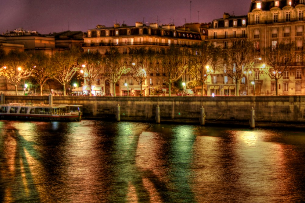 The Seine Art | Steve Ellenburg Art