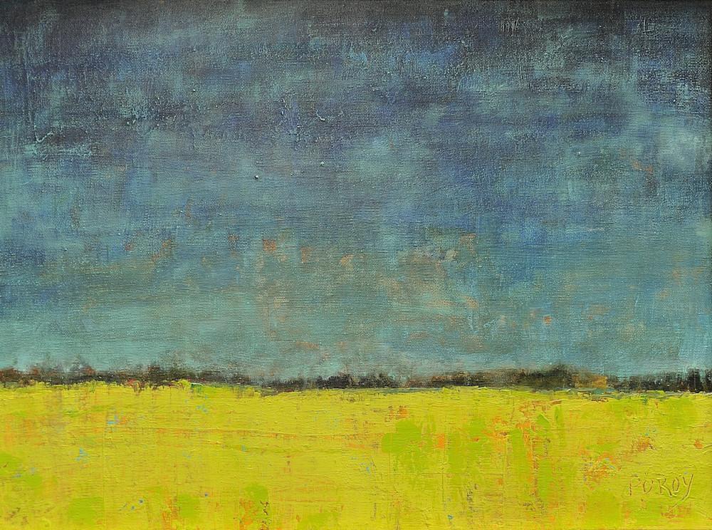 Mustard Field  Art   PoroyArt