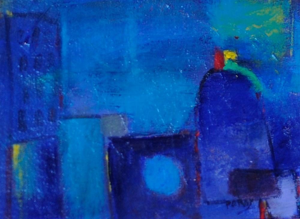Blue Village 3 Art | PoroyArt