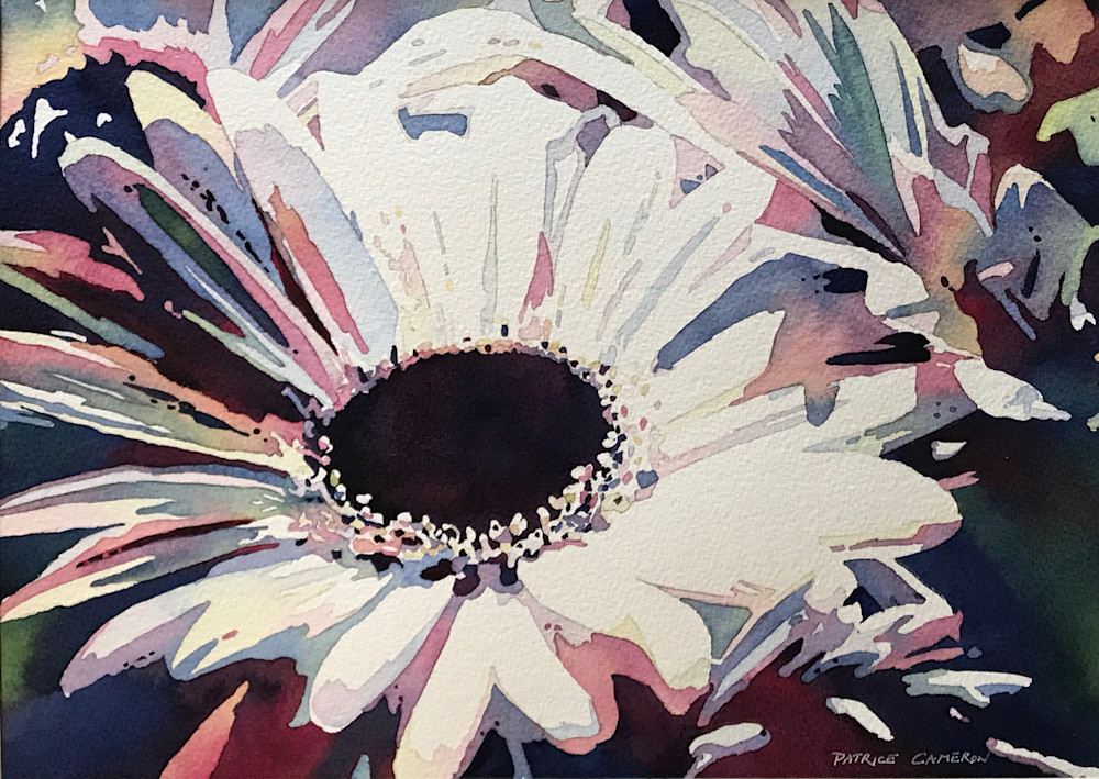 Fantastic Flower to Brighten One's Day.  Shop Prints/ Patrice Cameron Art