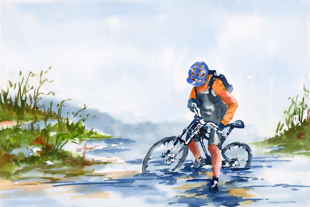 Jan Gellatly - Bicycle