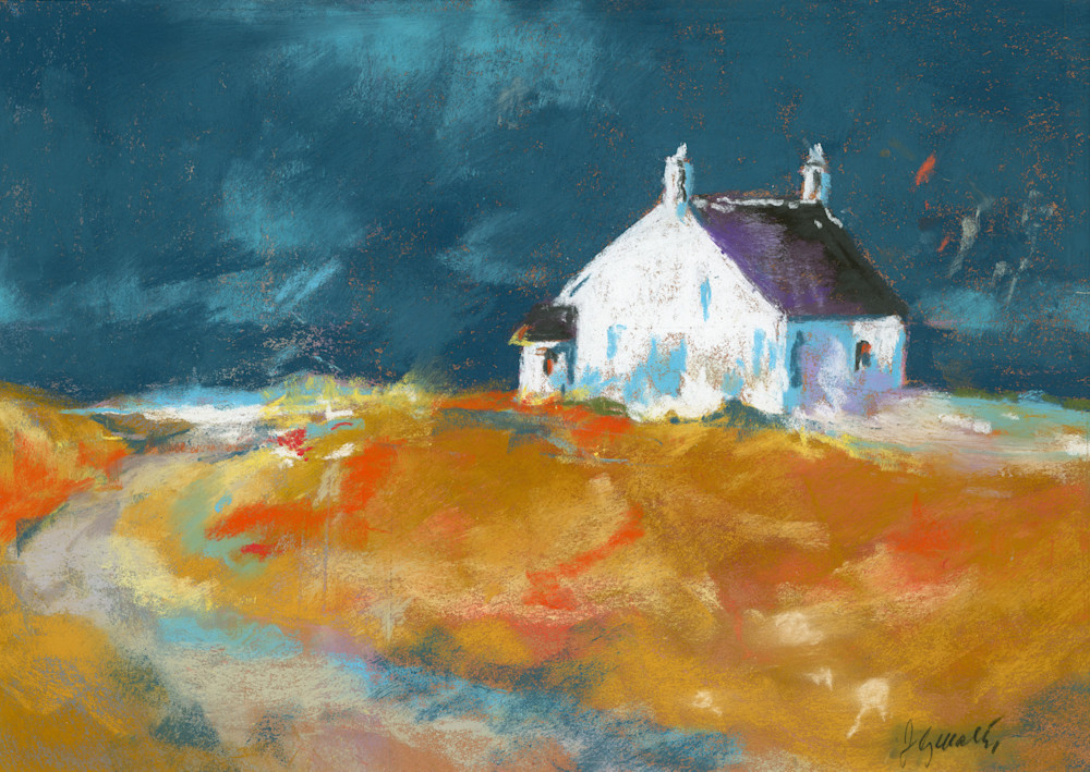 Jan Gellatly - Black Rock Cottage