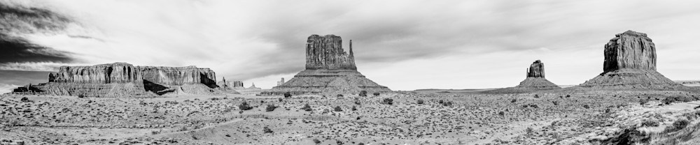 Wild West Monument Valley photography print