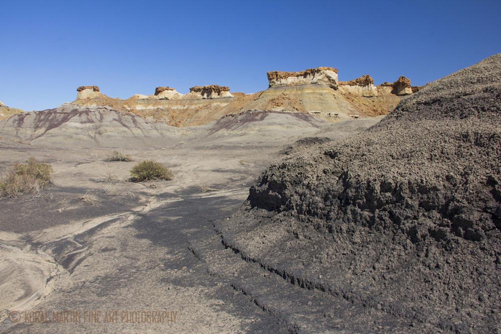 Bisti Di-na-zin Wilderness Photograph 9510    New Mexico Photography   Koral Martin Fine Art Photography