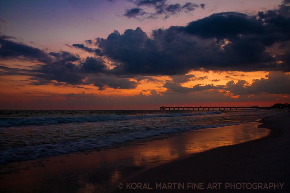 Sunset Photograph 1700 Florida G  | Florida Photography | Koral Martin Fine Art Photography