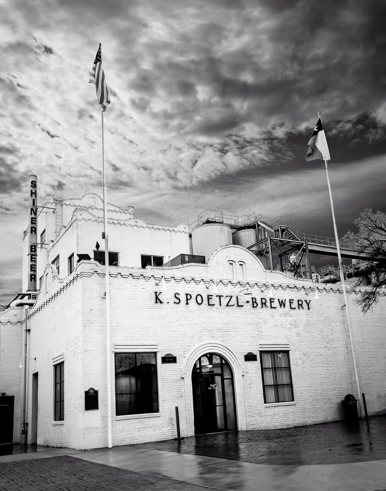 K. Spoetzl Brewery photography prints