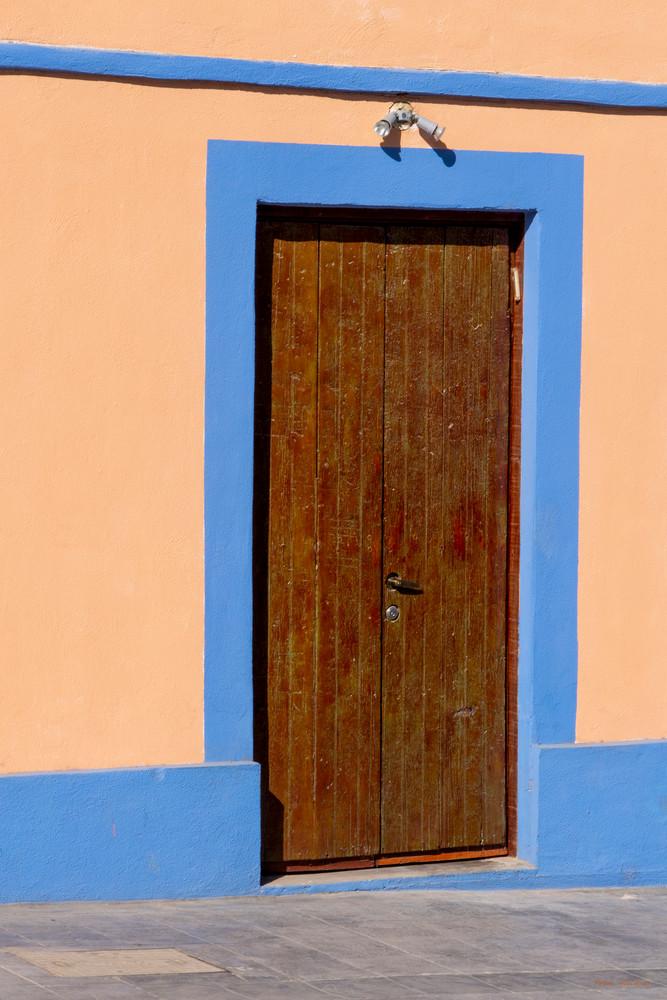 DP620 Todo Santos Door