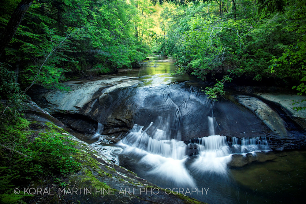 Above Eagle Falls Photograph 0031 Photograph 1  | Kentucky Photography | Koral Martin Fine Art Photography