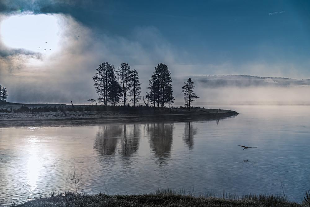 Mistical Yellowstone