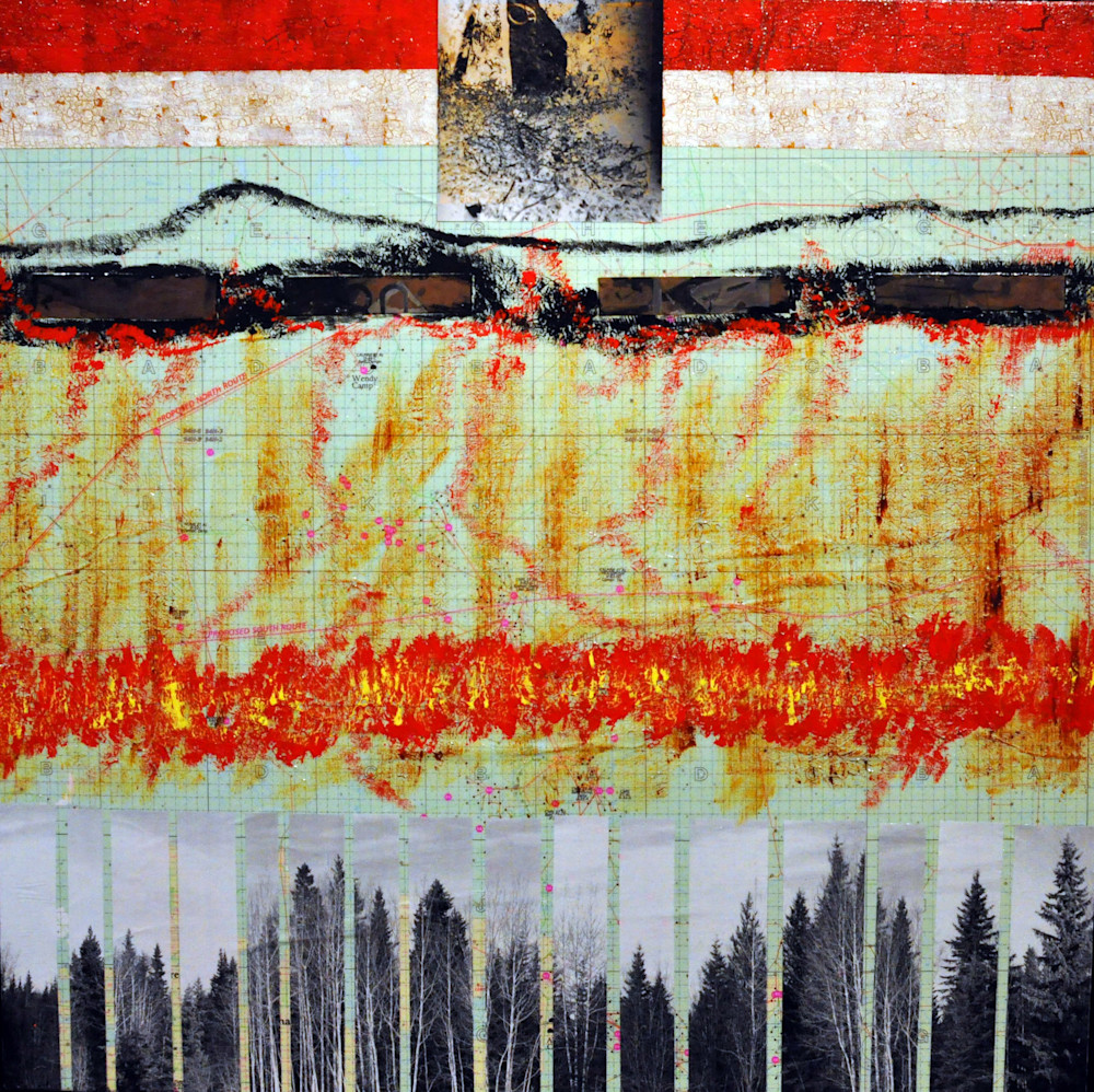 From Here We Stand Art   Perry Rath Arts