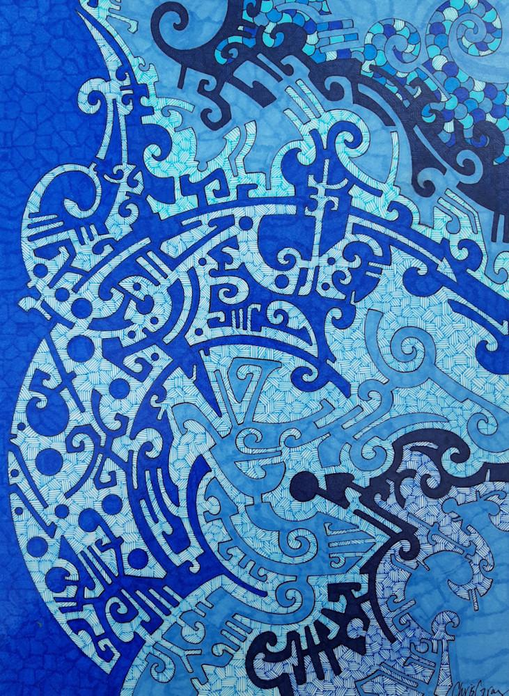 Blue Composite