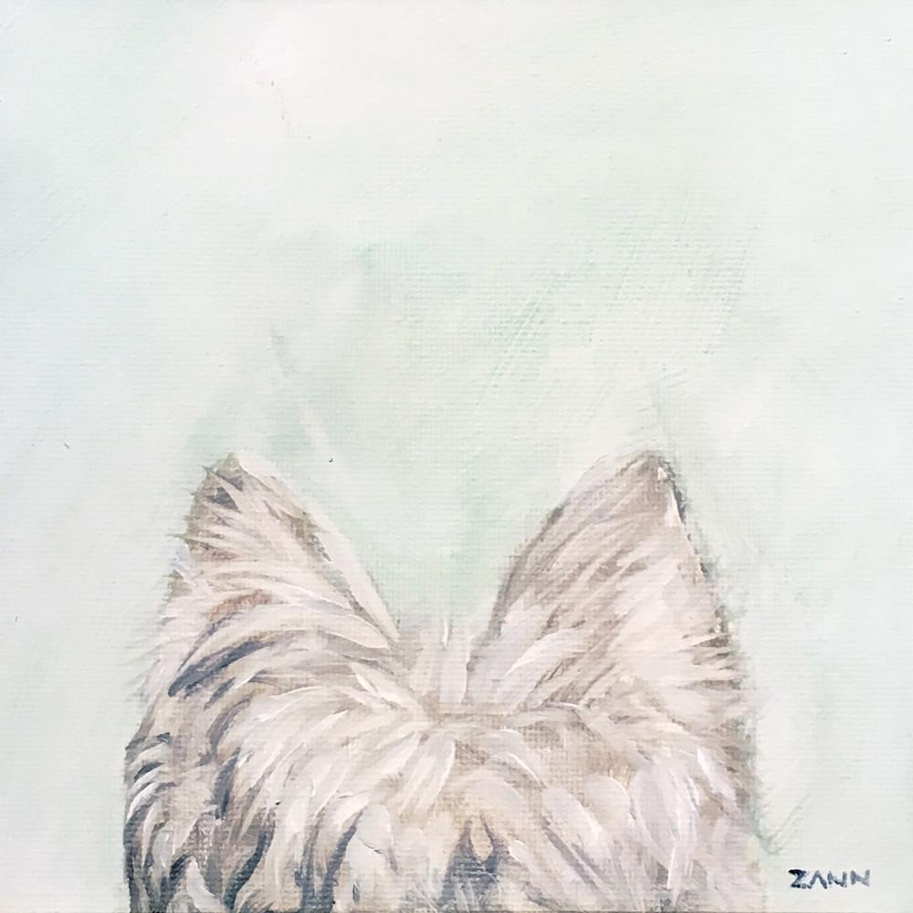 Westie Ears To You Art | Van Isle Dog Art