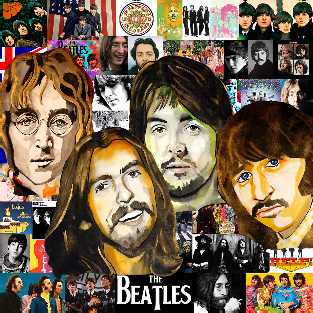 Beatles Pop 2