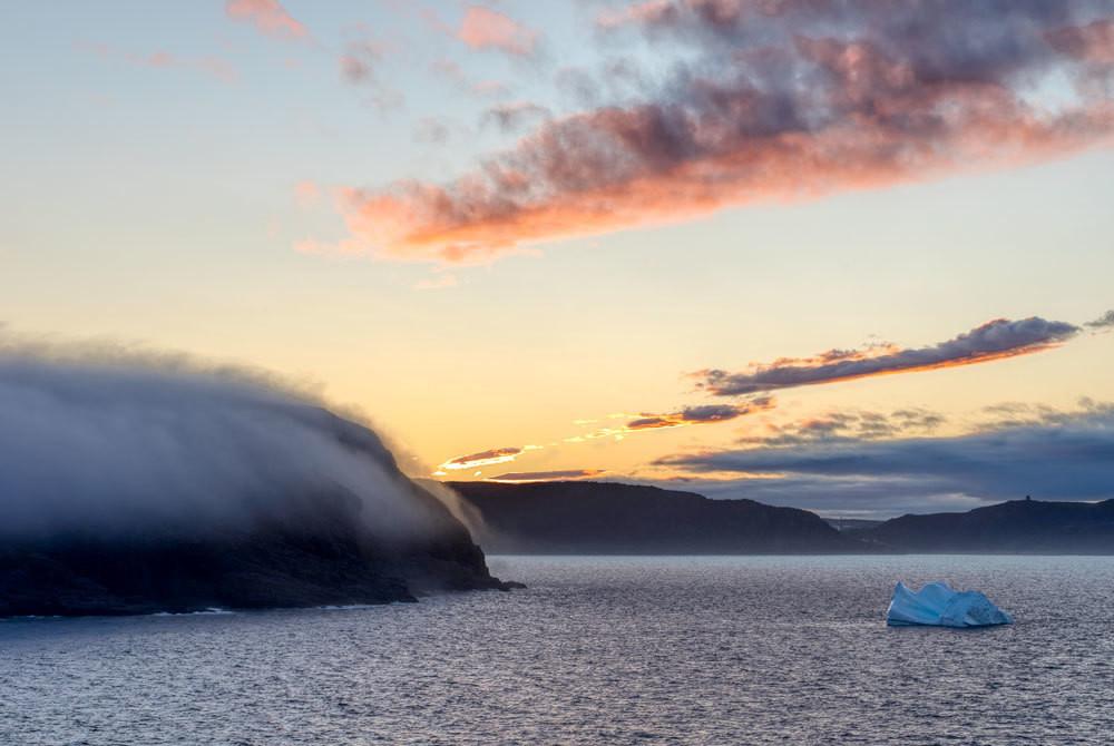 Forces of Nature | Newfoundland Iceberg