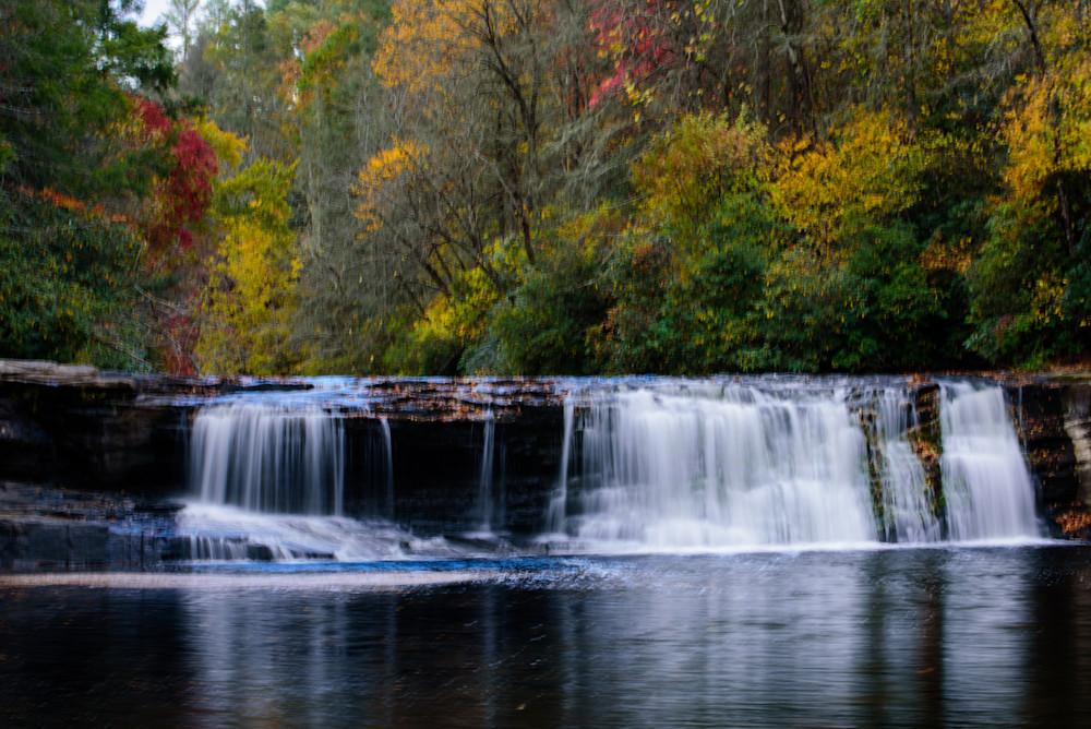 Hooker Falls, Nc Photography Art | Colin Hocking Photography