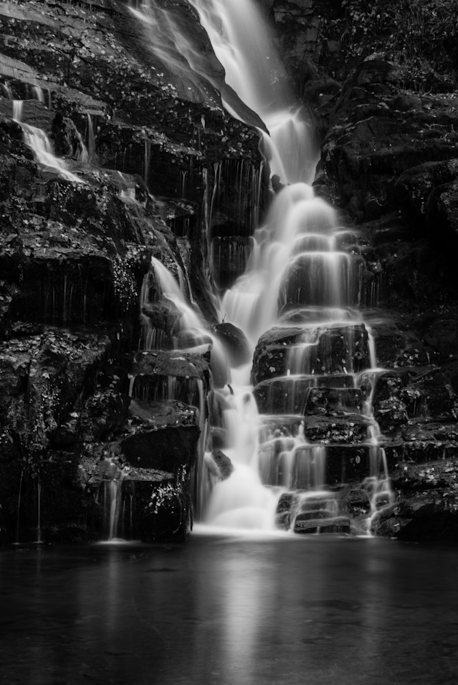 Eastatoe Falls, Nc Photography Art | Colin Hocking Photography