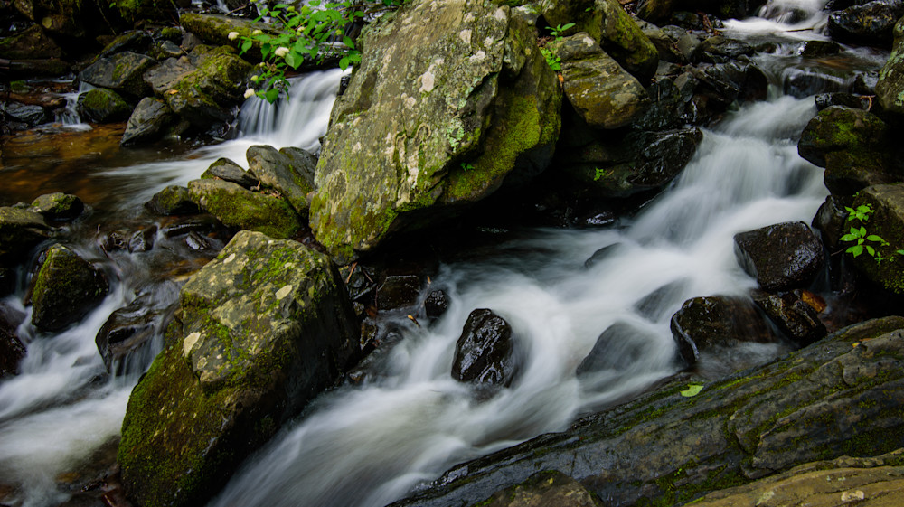Crabtree Falls, Blue Ridge Pkwy, Nc Photography Art | Colin Hocking Photography
