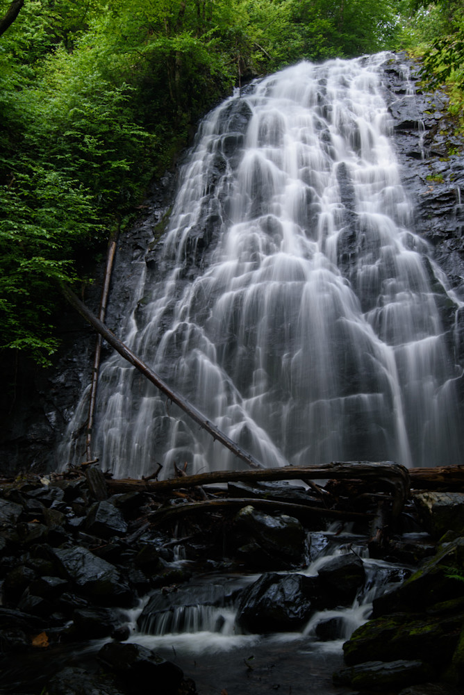 Crabtree Falls, Blue Ridge Pkwy, Nc Photography Art | Colin Hocking Photography