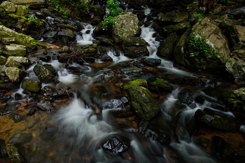 Crabtree Falls, Blue Ridge Pkwy, NC