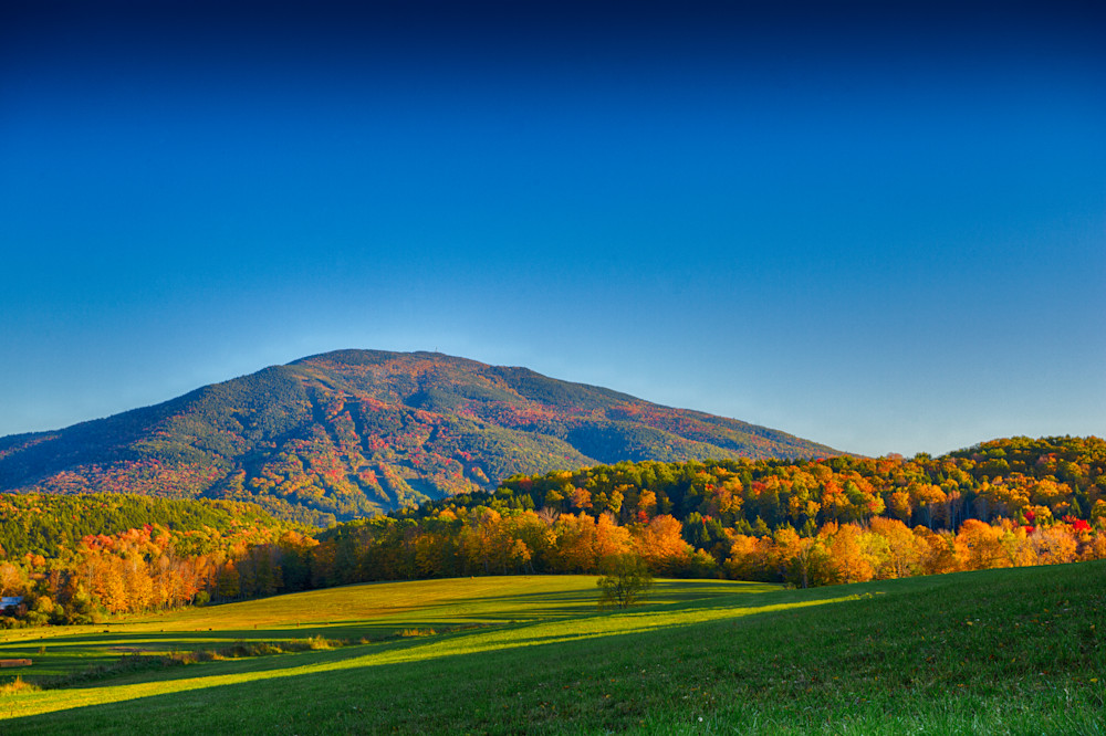 Late Afternoon Fall Walks In Vermont Photography Art | Nathan Larson Photography, LLC