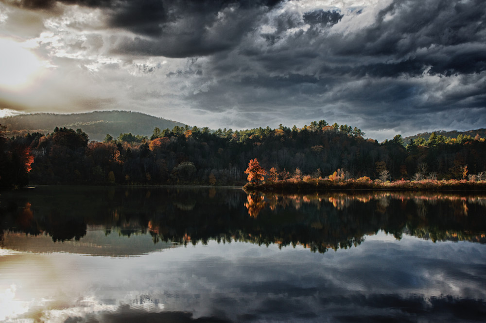 Last Light of Fall | Fine Art Photographs of New England, Vermont, New Hampshire | Nathan Larson Photography