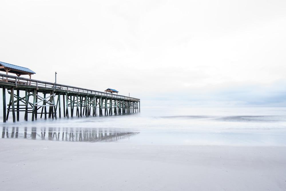 Amelia Island Pier, Fl Photography Art | Colin Hocking Photography