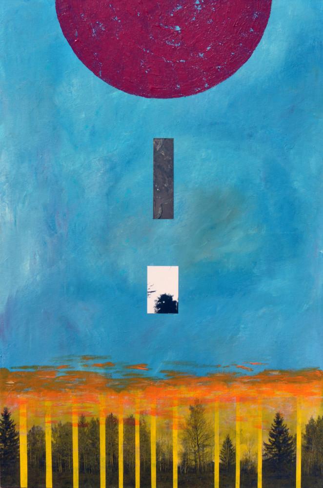 Lunar Influence Art | Perry Rath Arts