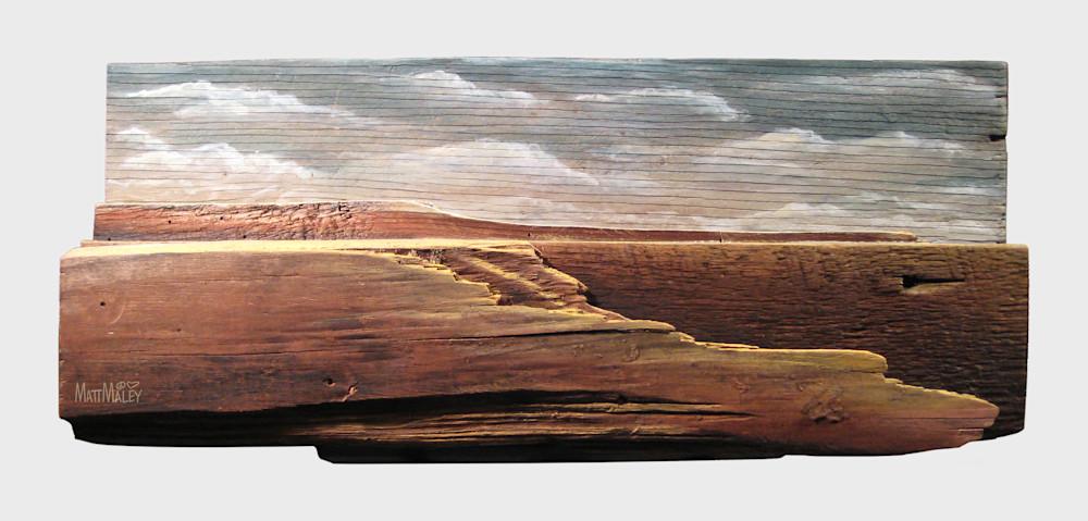 Canyon Edge | Matt Maley | Roost Artist