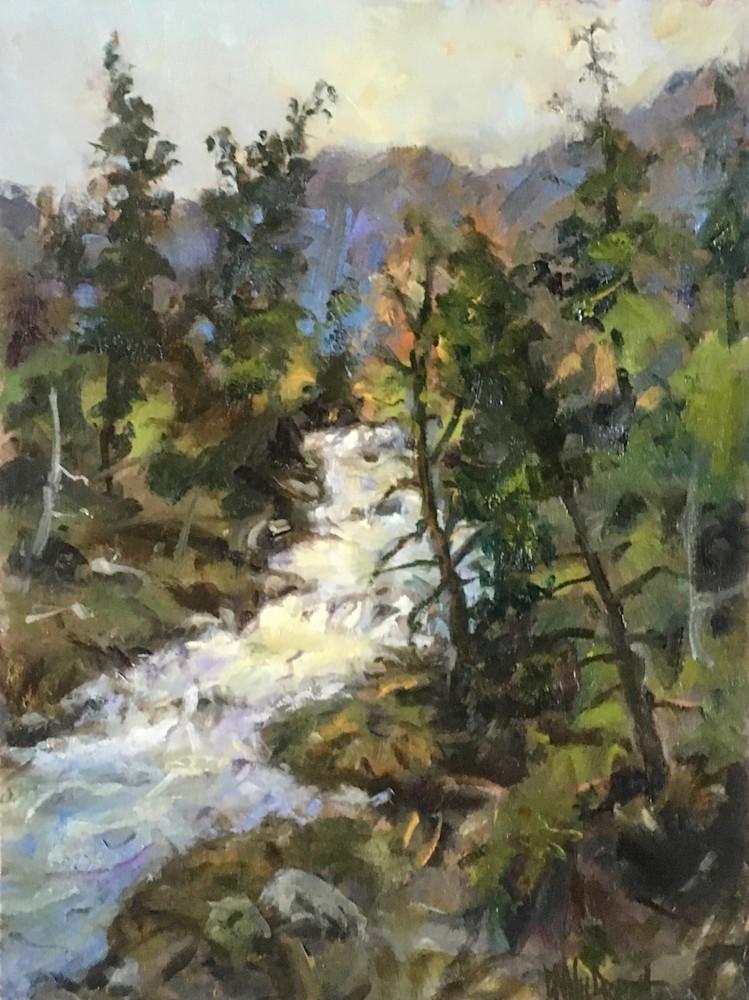 Mountain Stream  Art | donaldhildreth