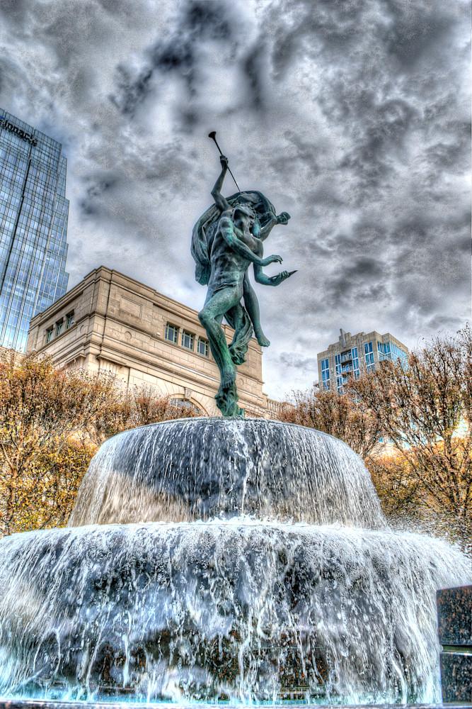 Fountain 2 Art | Nashville Noted Photography