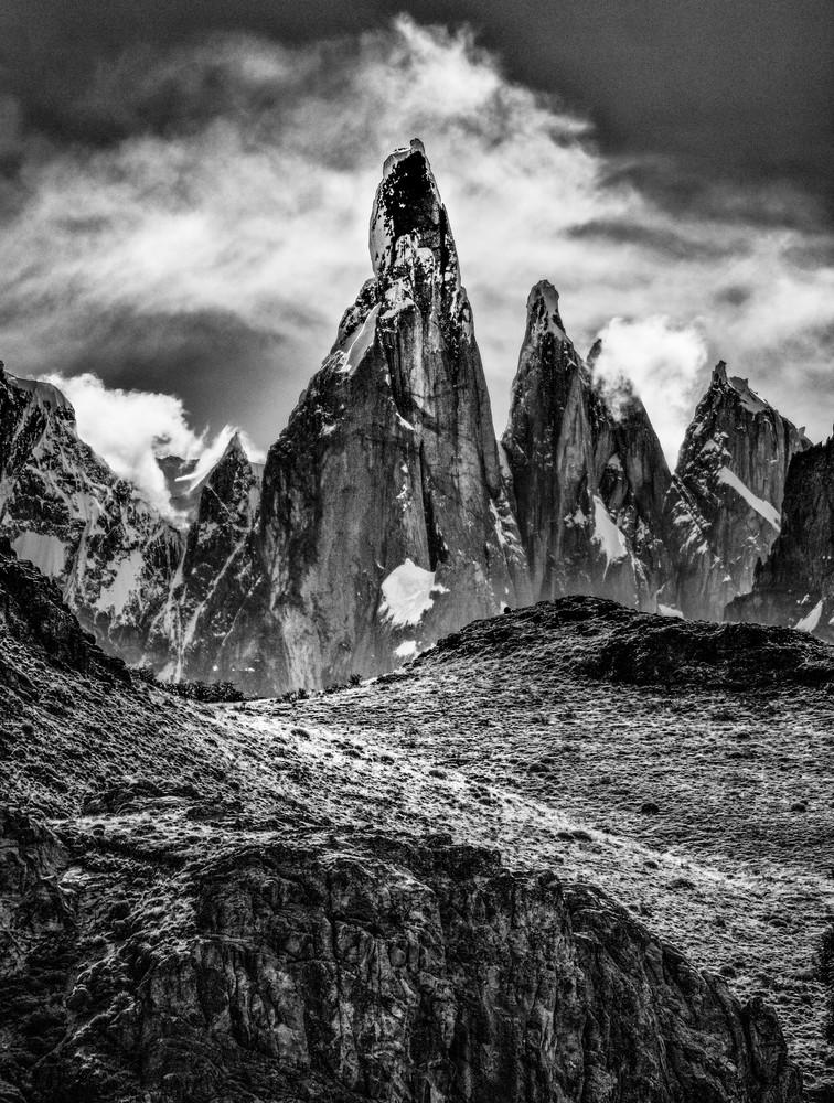 Cerro Torre patagonia argentina mountain