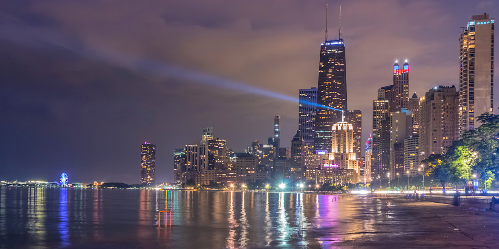 Summer Nights in Chicago - Fotos de Chicago | William Drew Photography